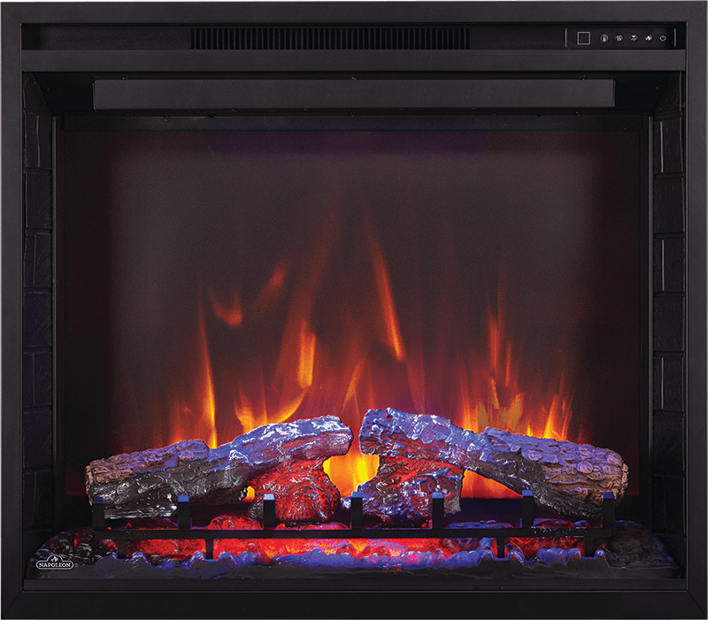 NEFB36H-BS ELEMENTTM 36 SELF  TRIMMING ELECTRIC FIREPLACE,